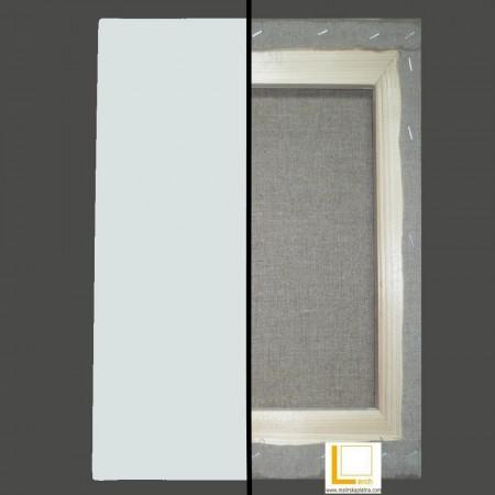 80 x 90 cm, malířské plátno šepsované, napnuté na blind rámu