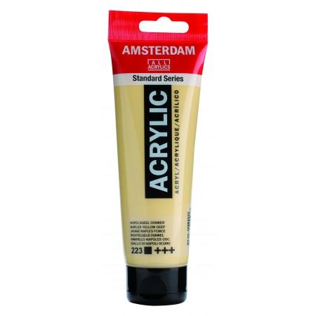AMSTERDAM acr napl.yel.deep 120 ml