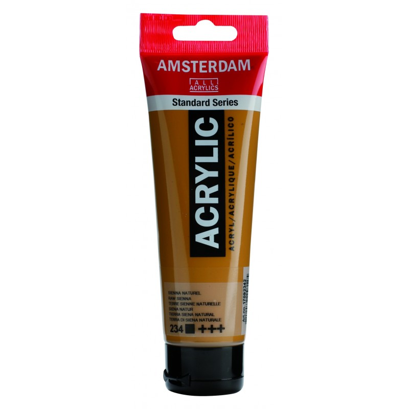 AMSTERDAM acr raw sienna 120 ml