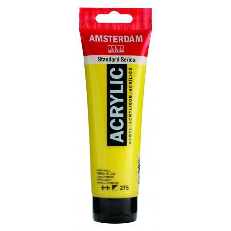 AMSTERDAM acr prim.yellow 120 ml