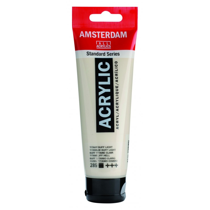 AMSTERDAM acr titan. buff. light 120 ml