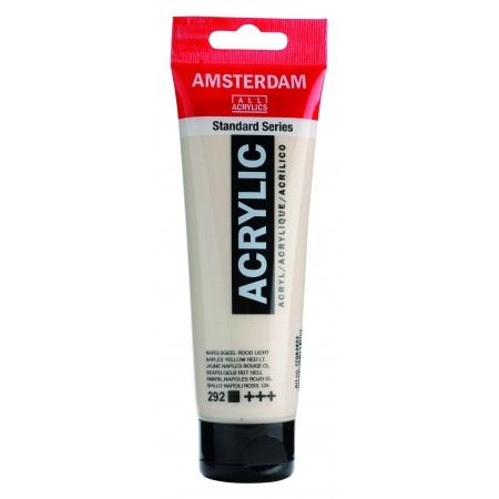 AMSTERDAM acr naples yel. red 120 ml