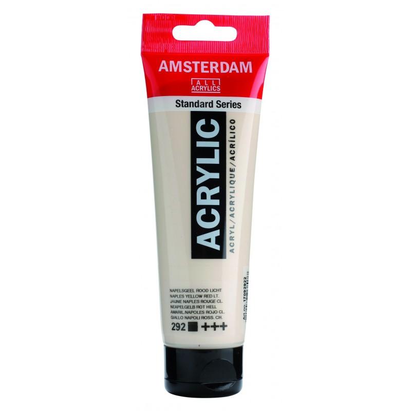 AMSTERDAM acr naples yel. red 120 ml