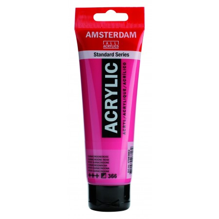 AMSTERDAM acr quinacr. rose 120 ml