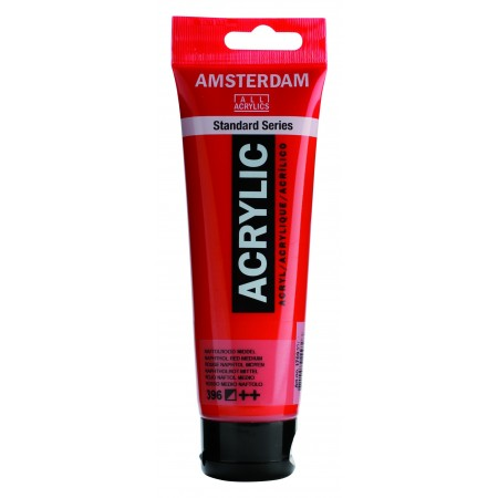AMSTERDAM acr naphth.red med.120 ml