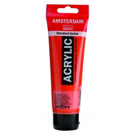 AMSTERDAM acr napht.red light120 ml