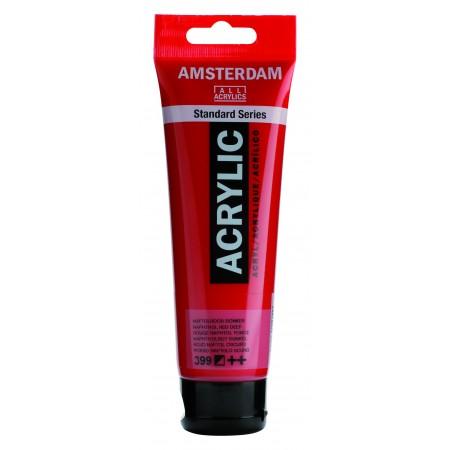 AMSTERDAM acr napht.red deep 120 ml