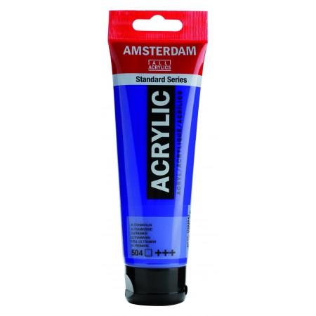 AMSTERDAM acr ultramarine 120 ml