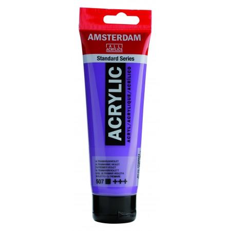 AMSTERDAM acr ultram. violet 120 ml