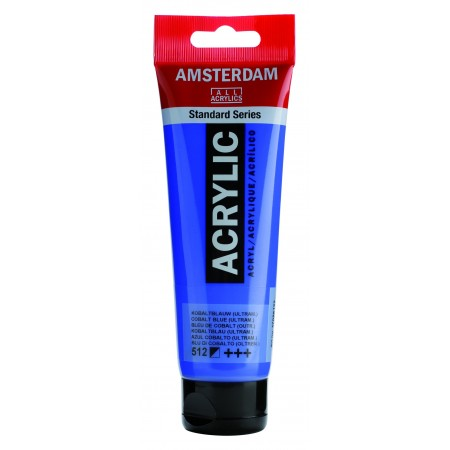 AMSTERDAM acr cob.blue ultram.120 ml