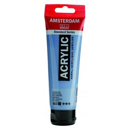 AMSTERDAM acr greyish blue 120 ml