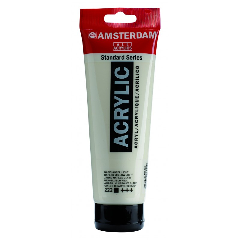 AMSTERDAM acr naples yell.lt. 250 ml