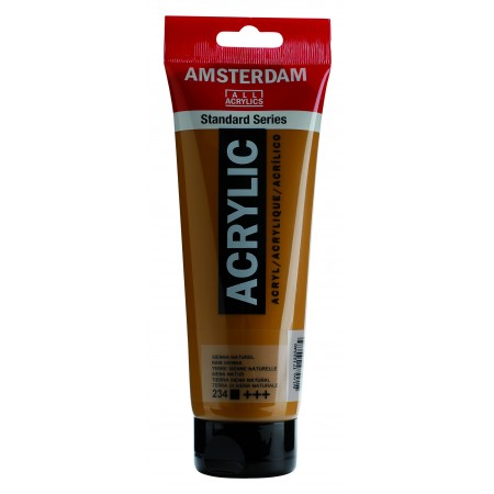 AMSTERDAM acr raw sienna 250 ml