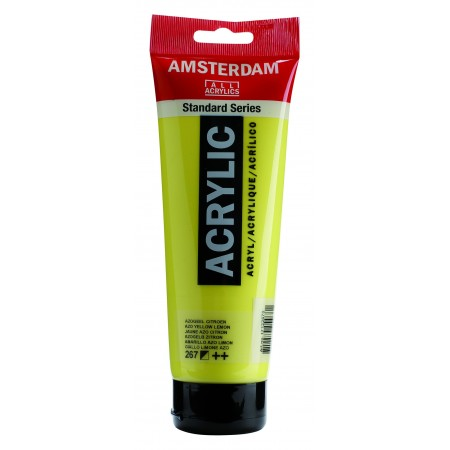 AMSTERDAM acr azo yel.lemon 250 ml