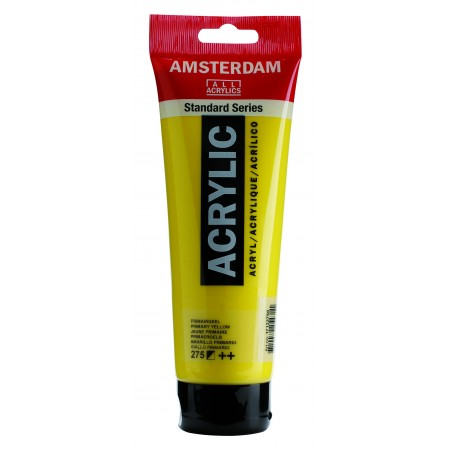 AMSTERDAM acr prim.yellow 250 ml