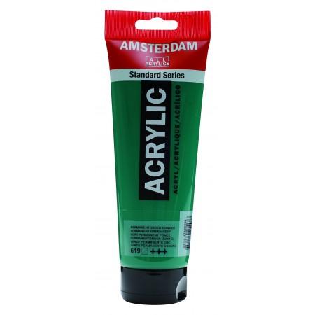 AMSTERDAM acr perm.green deep250 ml