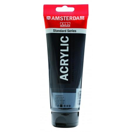 AMSTERDAM acr oxide black 250 ml
