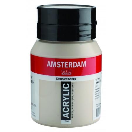 AMSTERDAM acr warm grey 500 ml
