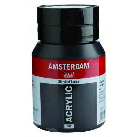 AMSTERDAM acr lamp black 500 ml