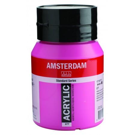 AMSTERDAM acr per.red.violet lt. 500 ml plast dóza