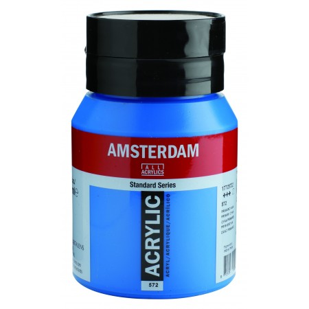 AMSTERDAM acr primary cyan 500 ml