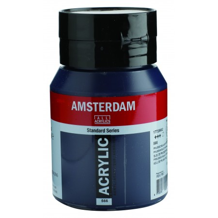 AMSTERDAM acr prus.blue phth.500 ml