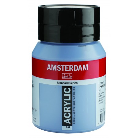 AMSTERDAM acr greyish blue 500 ml