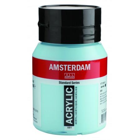 AMSTERDAM acr sky blue lt. 500 ml