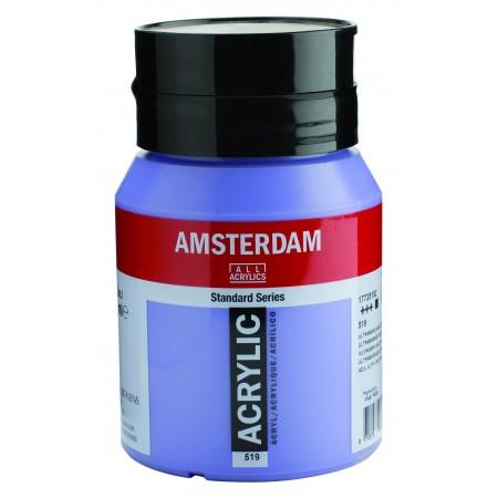 AMSTERDAM acr ultram.violet lt. 500 ml