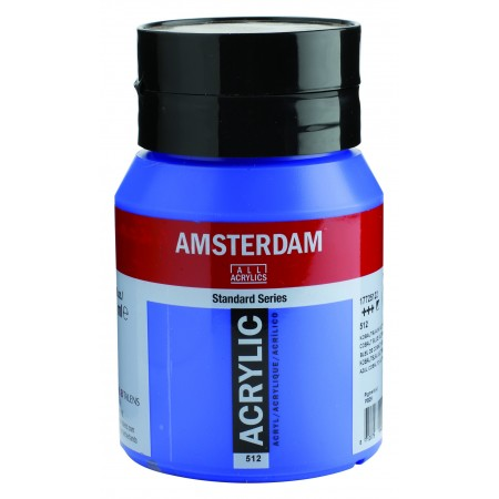 AMSTERDAM acr cob.blue ultram.500 ml