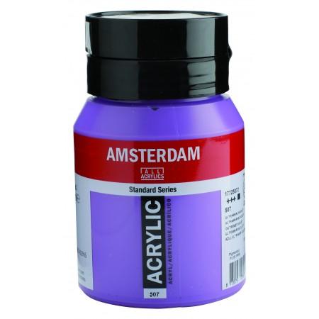 AMSTERDAM acr ultram. violet 500 ml