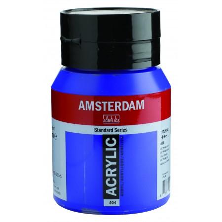 AMSTERDAM acr ultramarine 500 ml