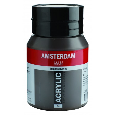 AMSTERDAM acr vandyke brown 500 ml
