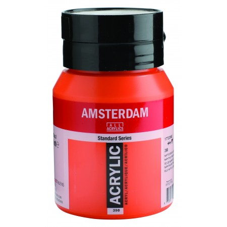 AMSTERDAM acr napht.red light500 ml