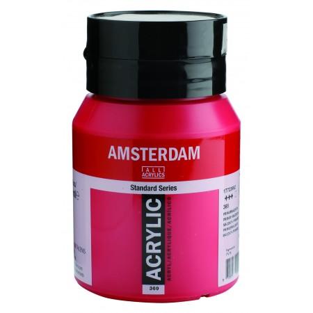 AMSTERDAM acr prim.magenta 500 ml