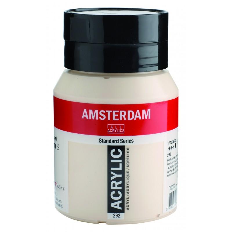 AMSTERDAM acr napl.yel.deep 500 ml