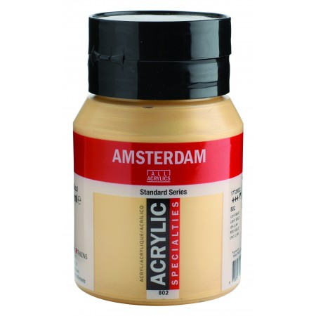 AMSTERDAM acr light gold 500 ml