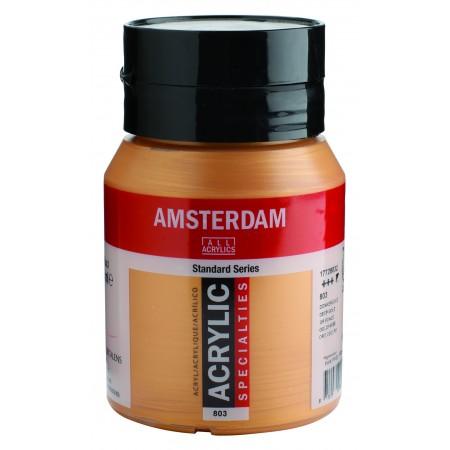 AMSTERDAM acr deep gold 500 ml