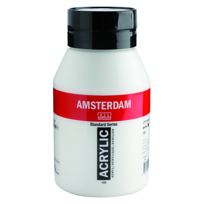 AMSTERDAM acr tit. white 1000 ml