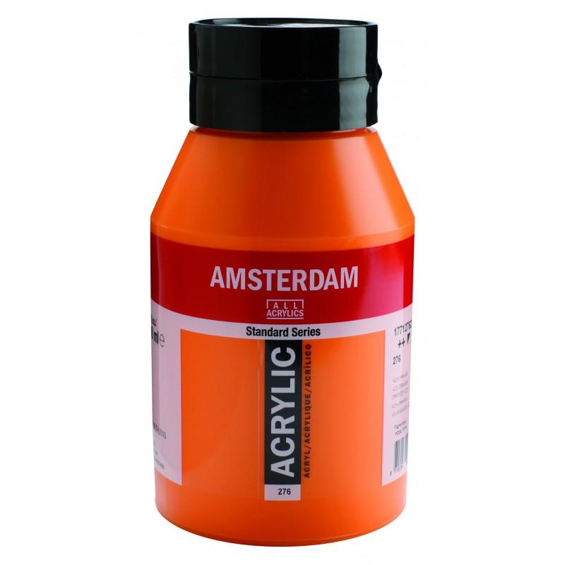 AMSTERDAM acr azo orange 1000 ml