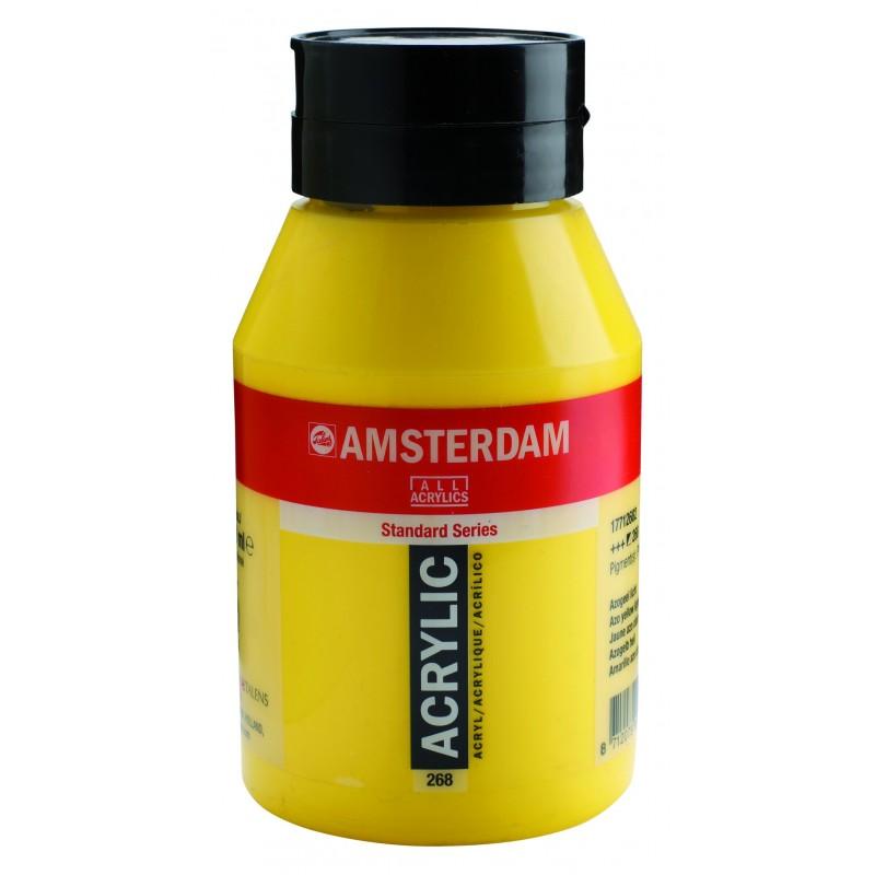 AMSTERDAM acr azo yel. light 1000 ml