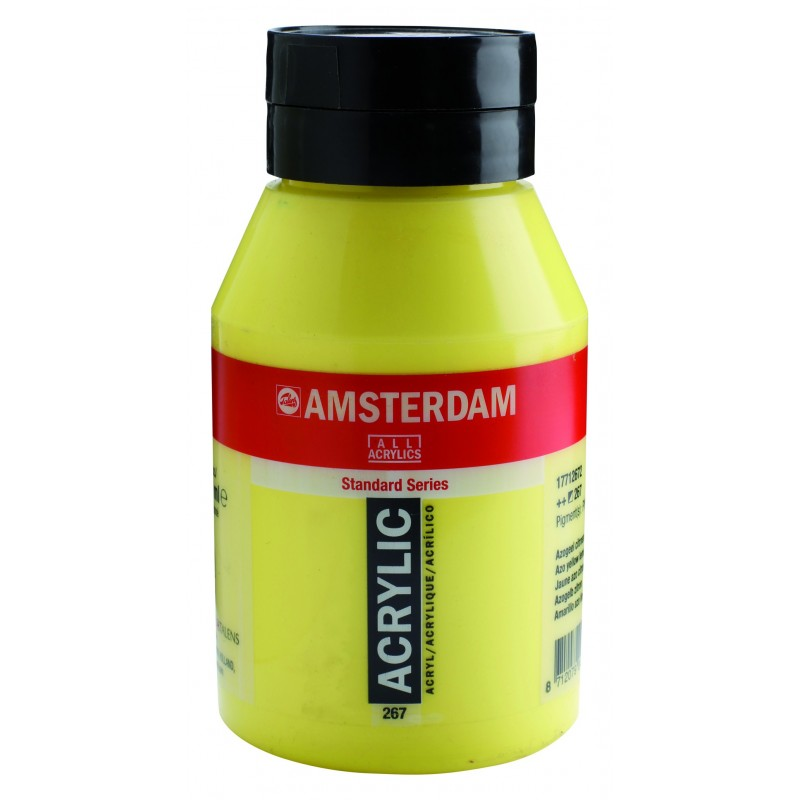 AMSTERDAM acr azo yel.lemon 1000 ml