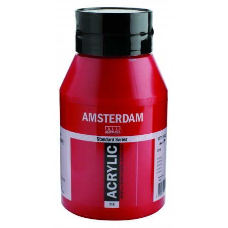 AMSTERDAM acr carmine 1000 ml