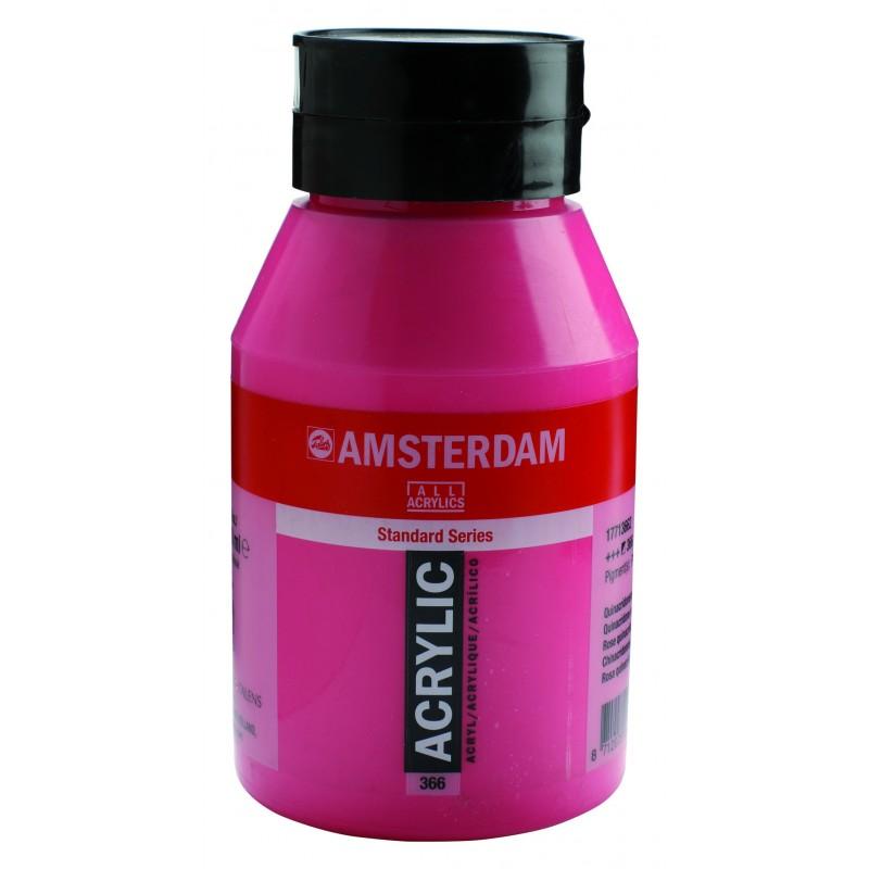 AMSTERDAM acr quinacr. rose 1000 ml