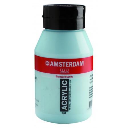 AMSTERDAM acr sky blue lt. 1000 ml