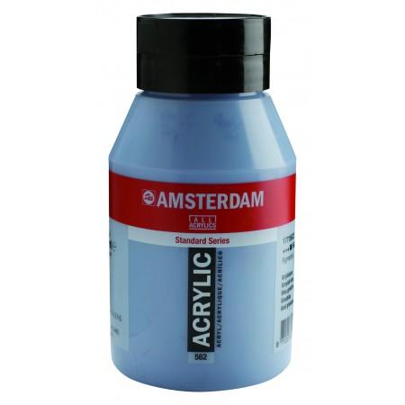 AMSTERDAM acr greyish blue 1000 ml