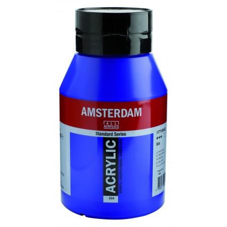 AMSTERDAM acr ultramarine 1000 ml