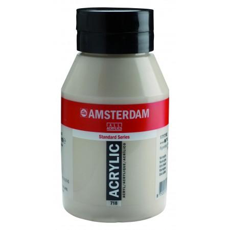 AMSTERDAM acr warm grey 1000 ml
