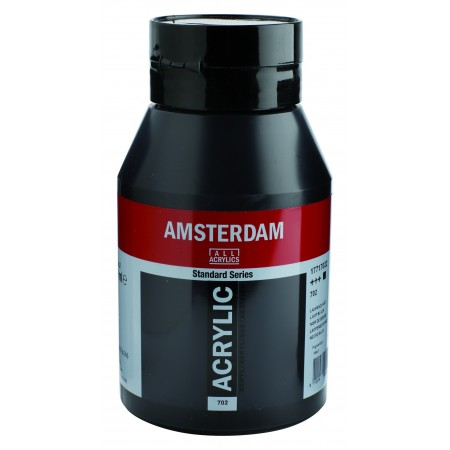 AMSTERDAM acr lamp black 1000 ml