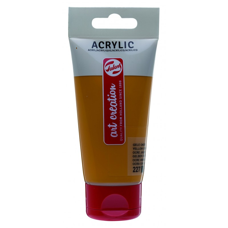 ARTCREATION akryl yellow ochre 75 ml